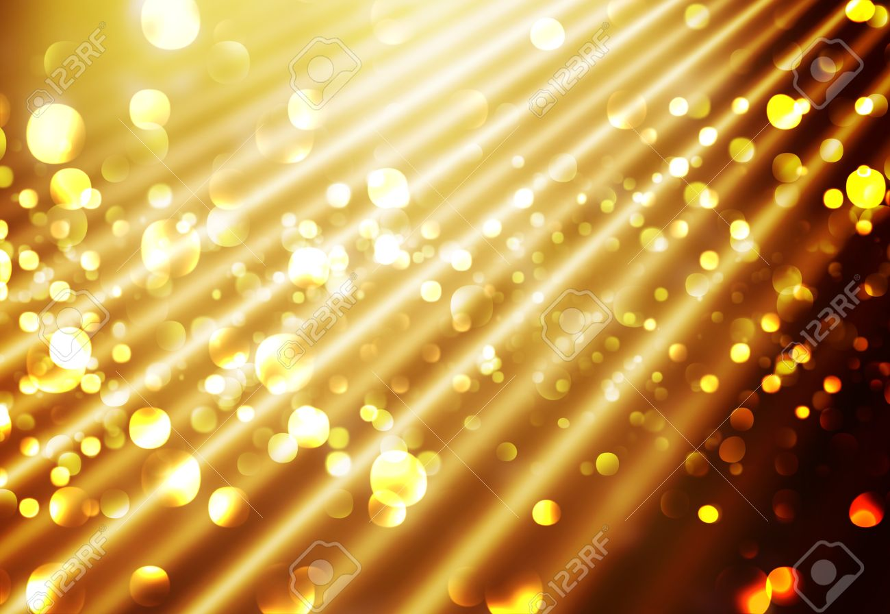purchase cheap d1851 fb377 Gold Christmas lights background