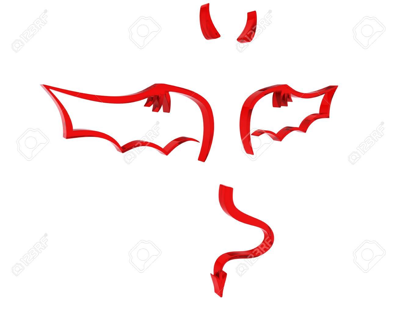 Devilish Wings Concept Art