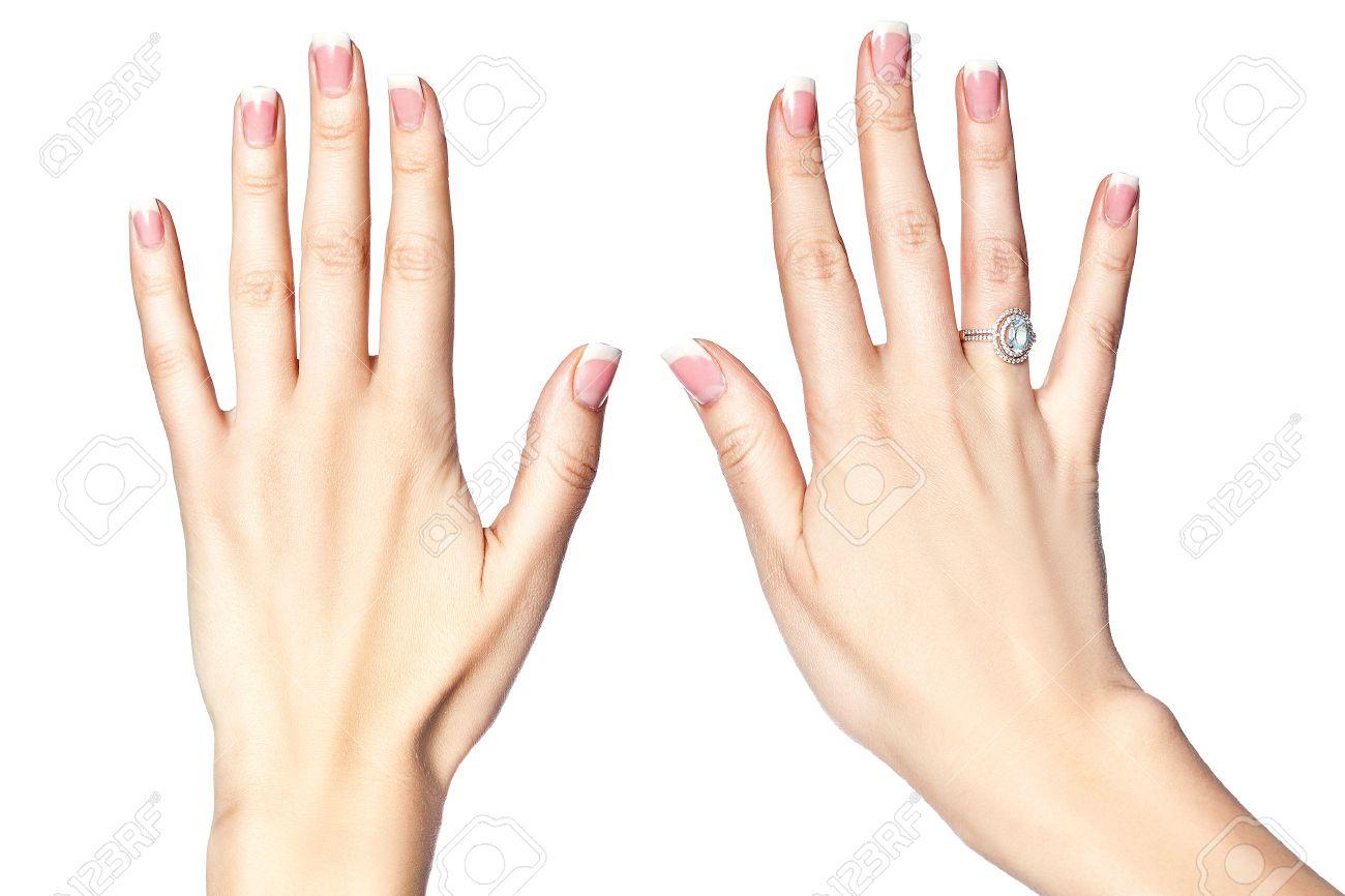 Фото женские руки
