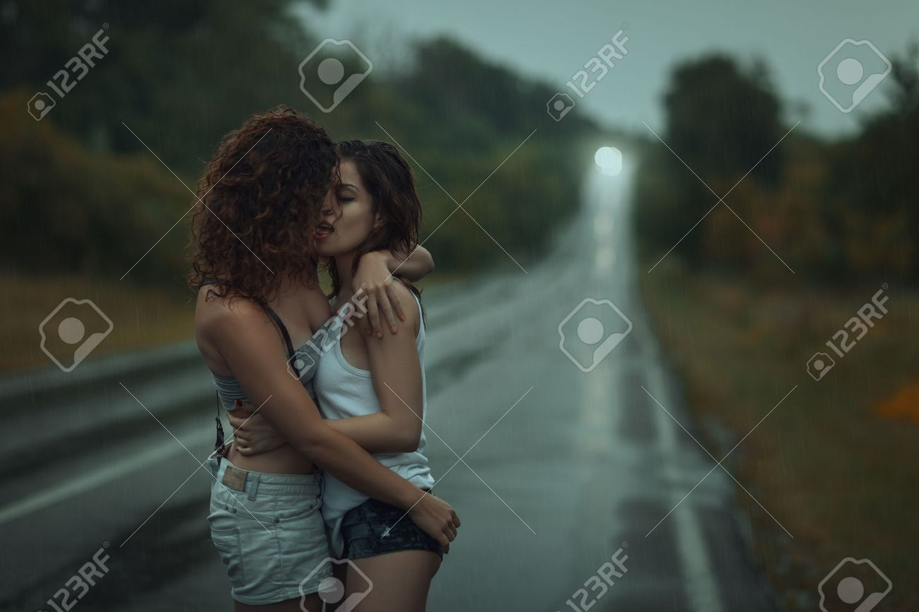 Hot Lesbian Domination Hd