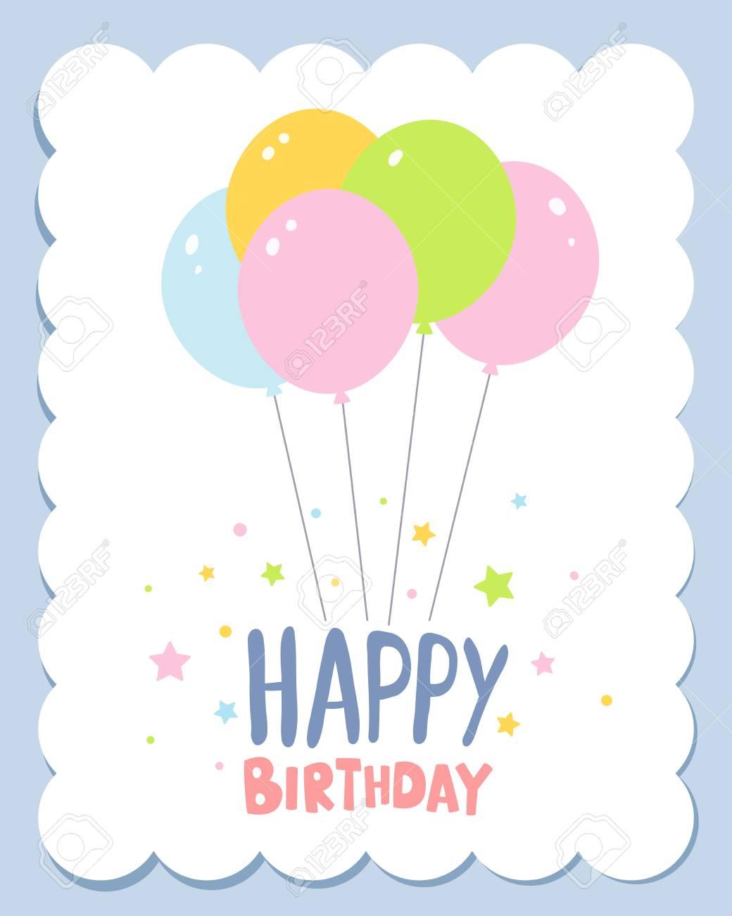 free happy birthday template