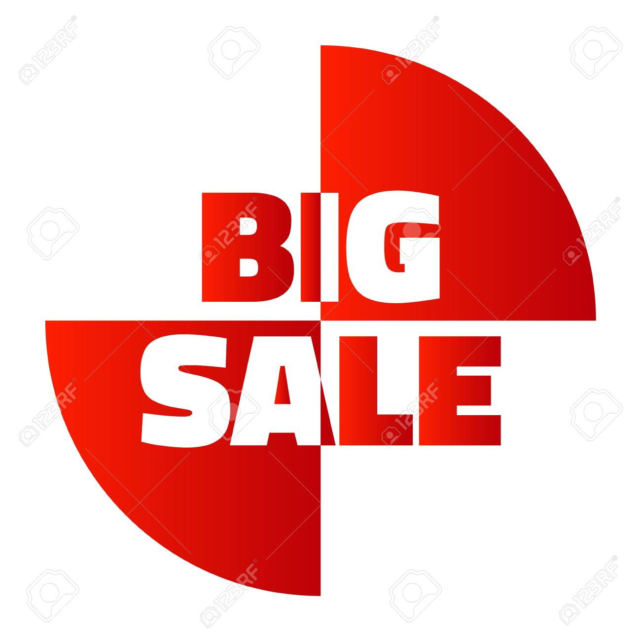 red big sale vector royalty free cliparts vectors and stock rh 123rf com sale victory lane wethersfield sale victoria secret