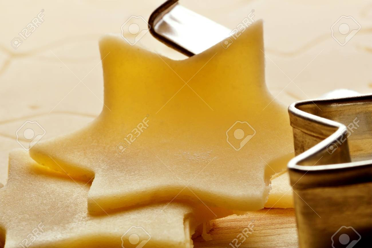 biscuits dough Stock Photo - 7636591