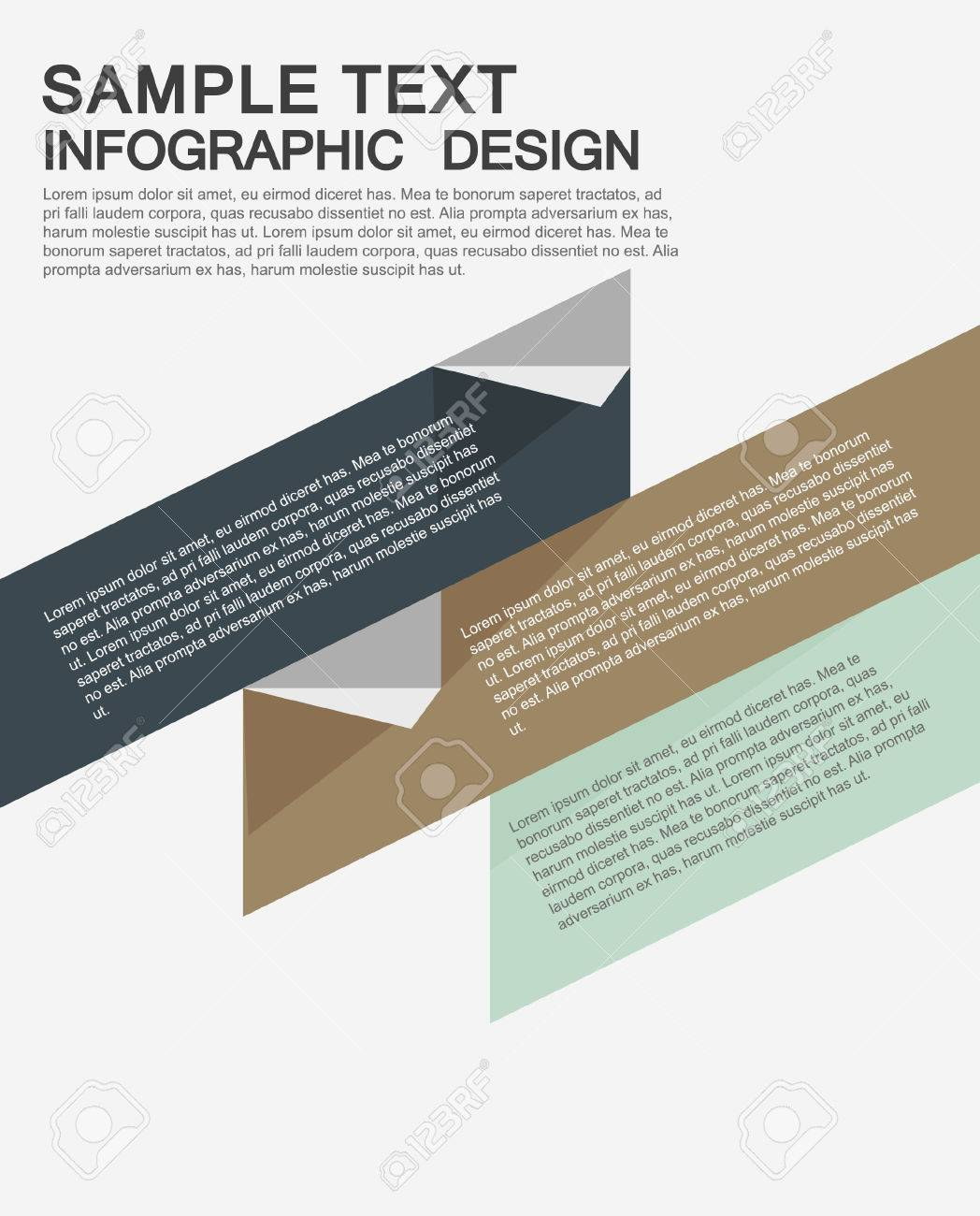 Options business proposal business brochures templates for options business proposal business brochures templates for presentations in flat style stock vector altavistaventures Choice Image