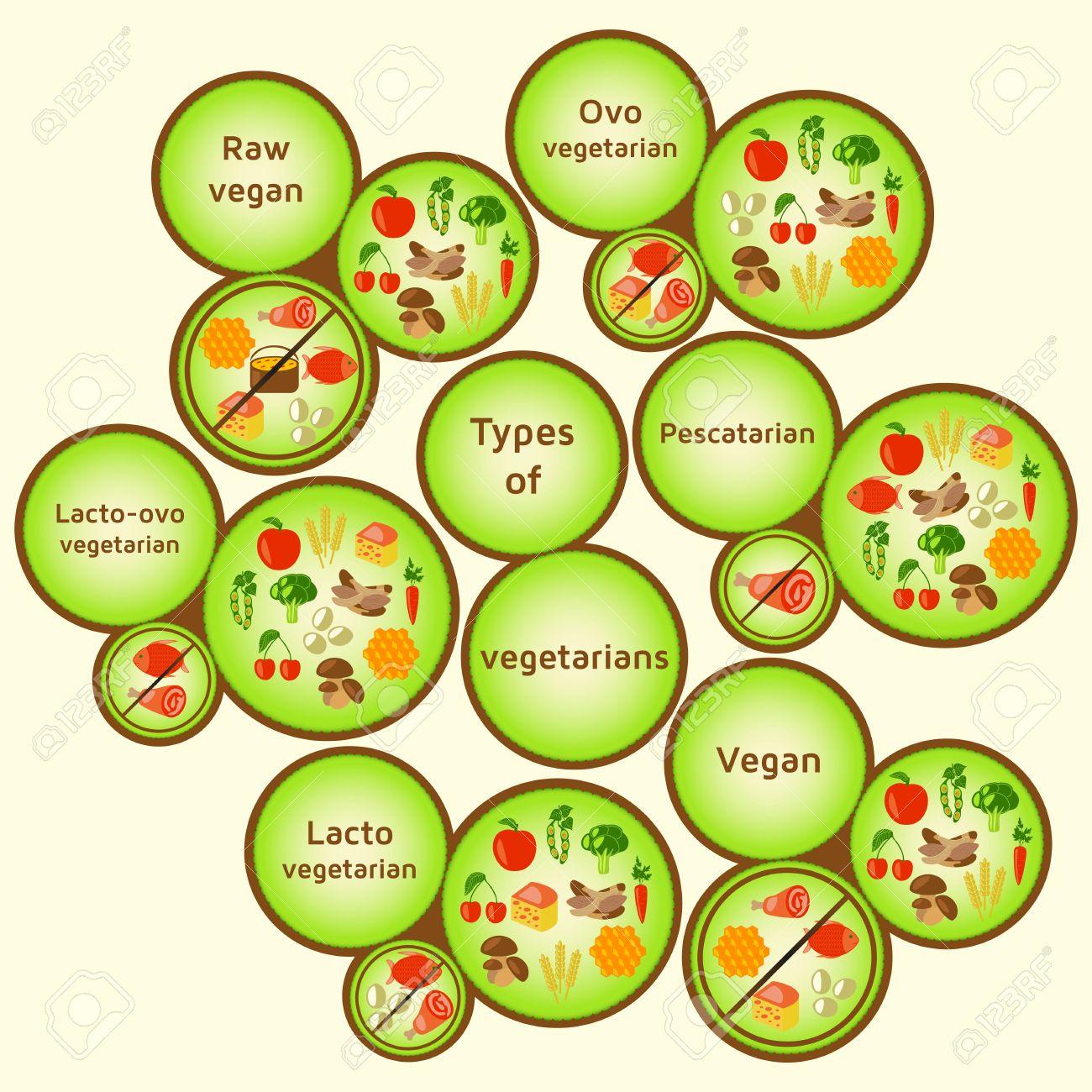 Risultati immagini per vegetariani e latto ovo vegetariani