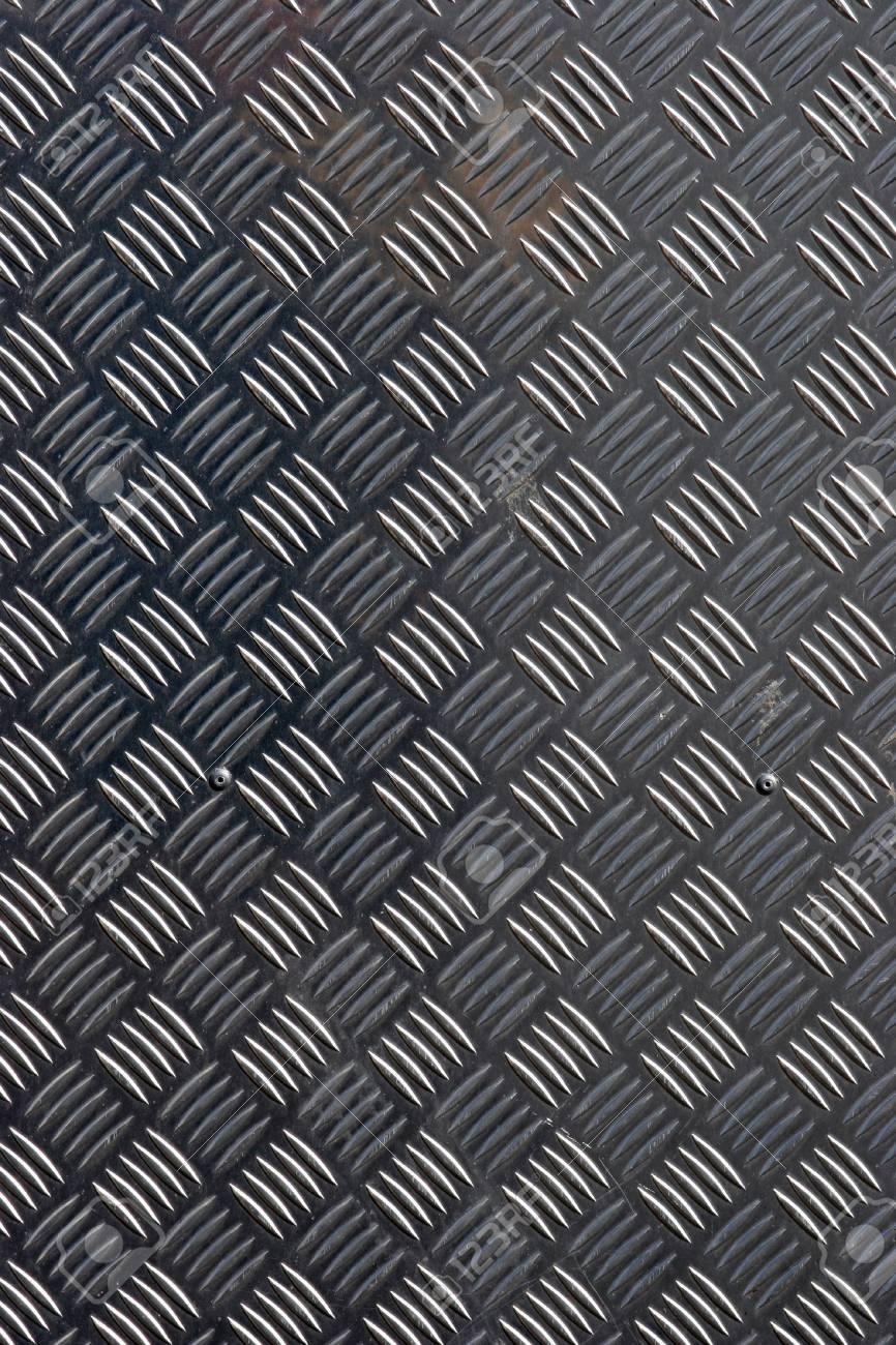 Metal plate background Stock Photo - 291834