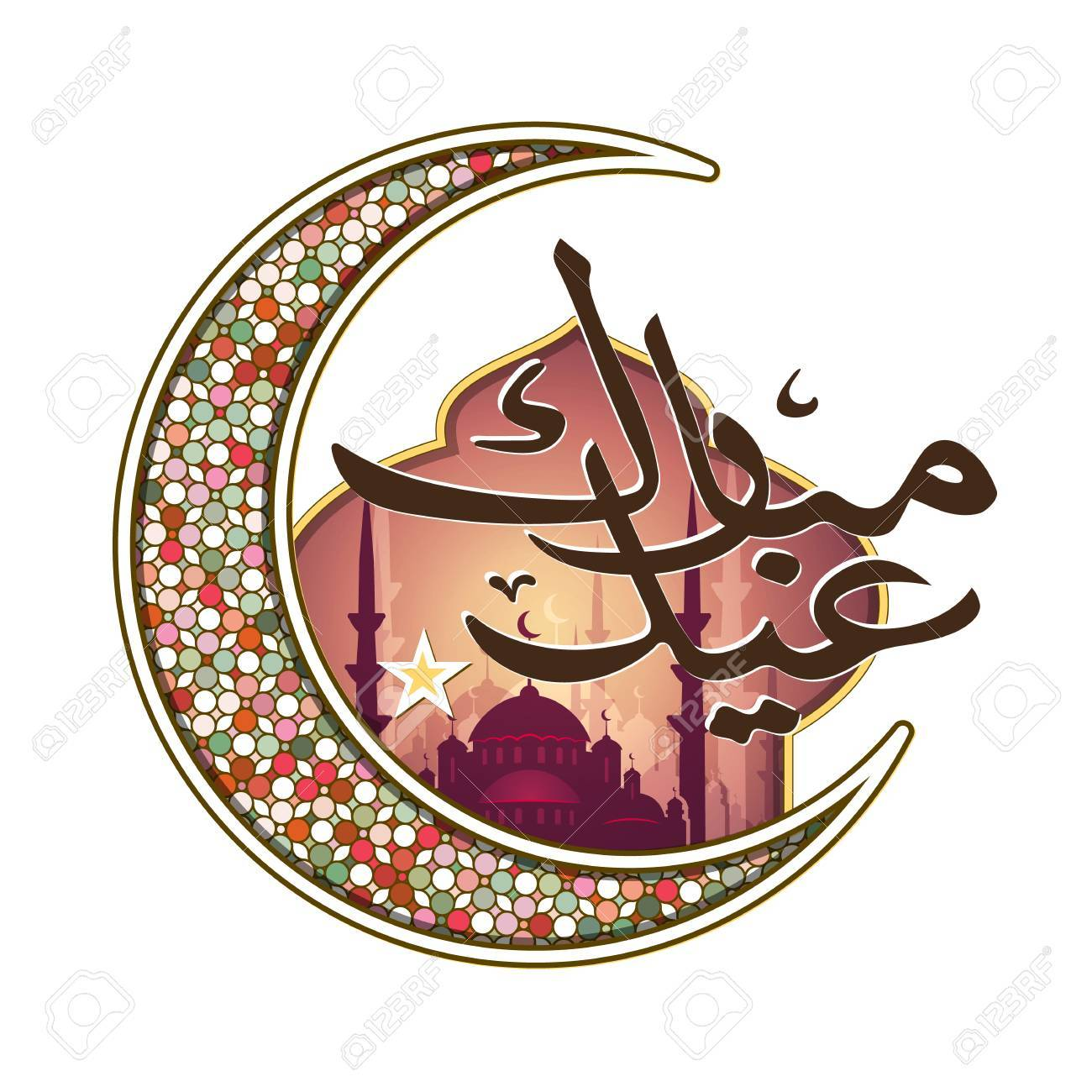 Best Happy Eid Al-Fitr Feast - 59282136-calligraphy-of-arabic-text-eid-al-fitr-feast-of-breaking-the-fast-holiday-greeting-card-in-retro-sty  Photograph_197786 .jpg