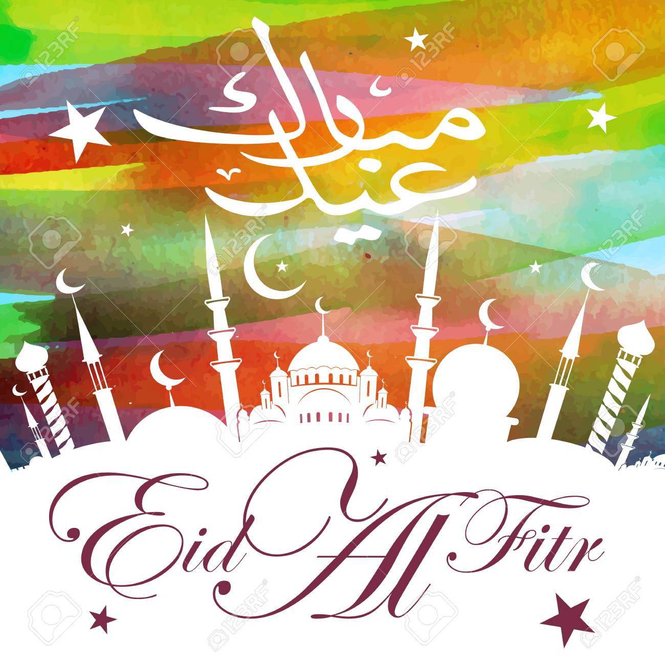 Most Inspiring Arabic Eid Al-Fitr Feast - 78759524-calligraphy-of-arabic-text-eid-al-fitr-feast-of-breaking-the-fast-holiday-greeting-card-in-retro-sty  Collection_968830 .jpg