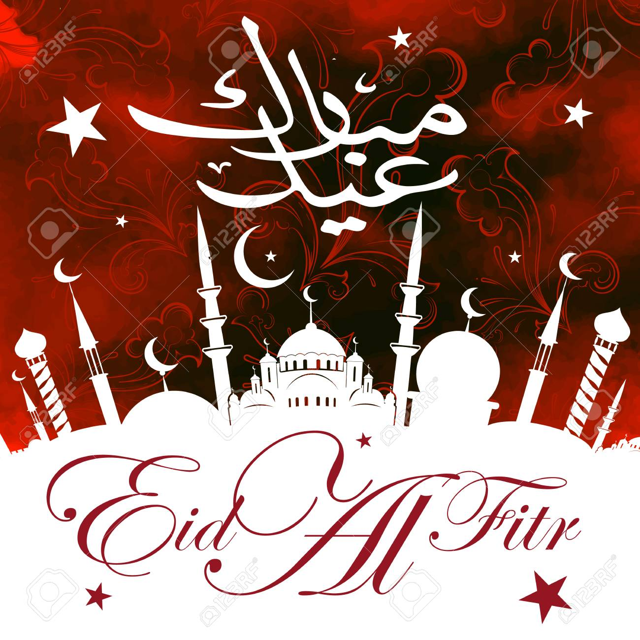 Good Arabic Eid Al-Fitr Feast - 78757626-calligraphy-of-arabic-text-eid-al-fitr-feast-of-breaking-the-fast-holiday-greeting-card-in-retro-sty  Image_584852 .jpg