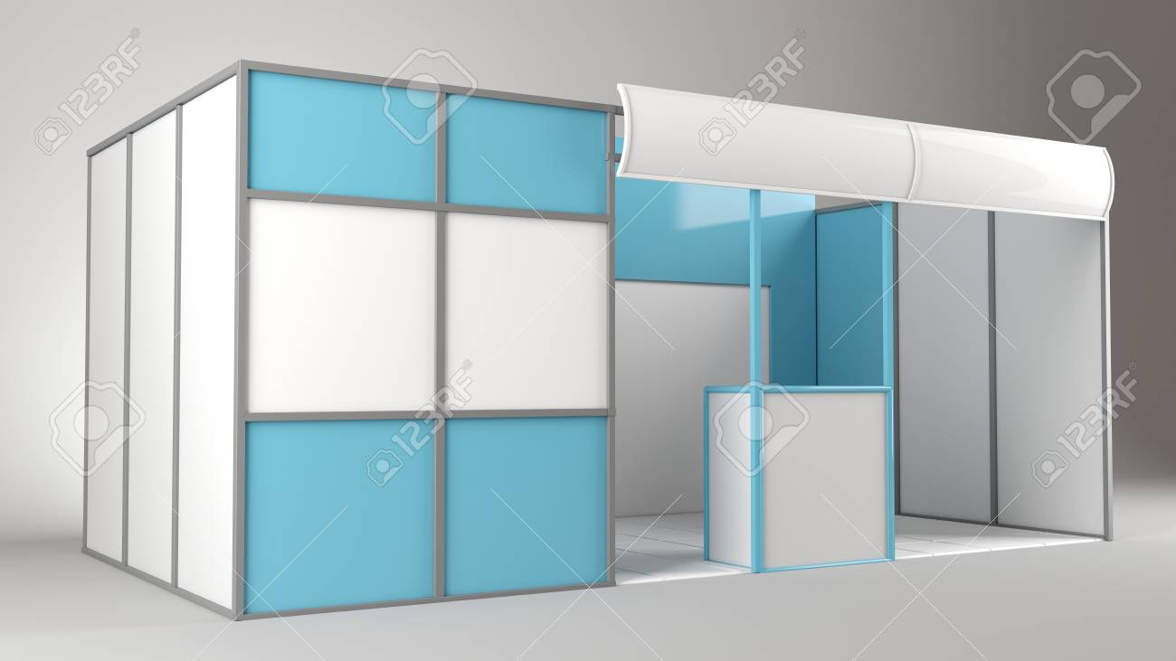 Creative Exhibition Stand Design : Red creative exhibition stand design booth template corporate