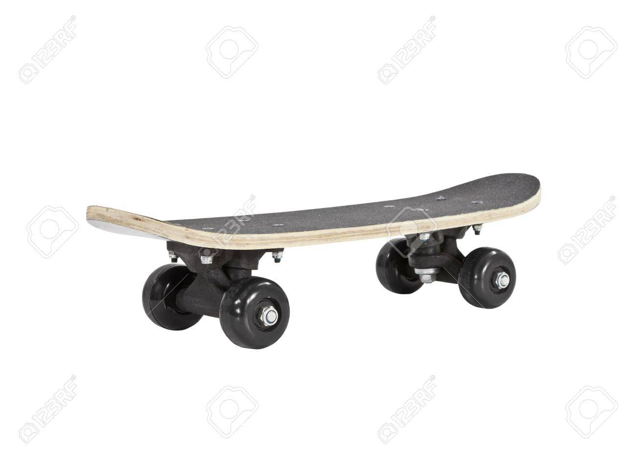 Toy skateboard isolated Stock Photo - 14732681