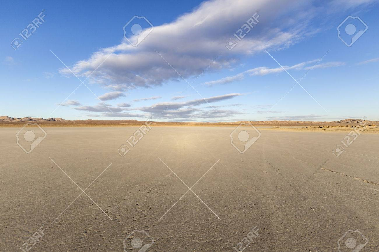 El Mirage Dry Lake Bed In California S Mojave Desert Stock Photo Picture And Royalty Free Image Image 33903654
