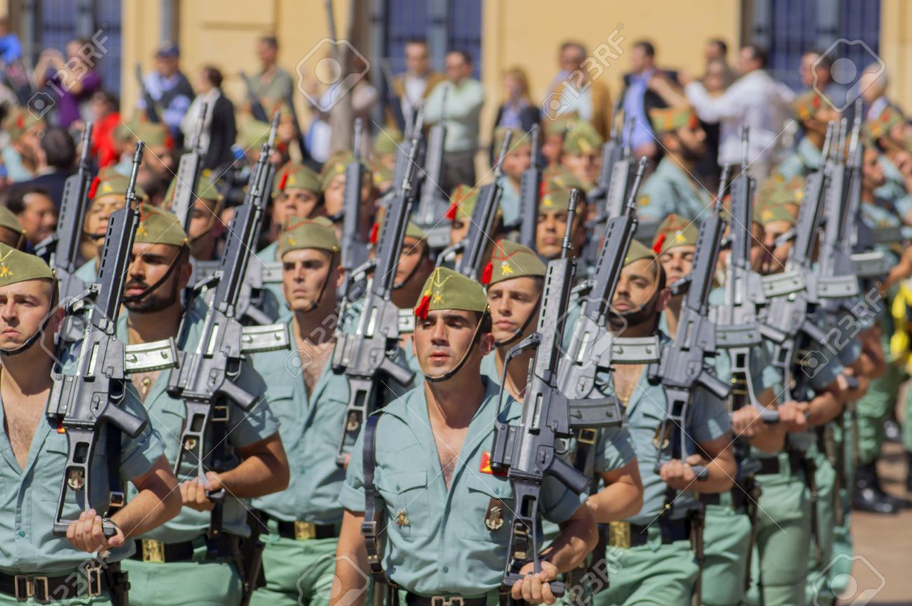 NationStates | Dispatch | Imperial Spanish Military