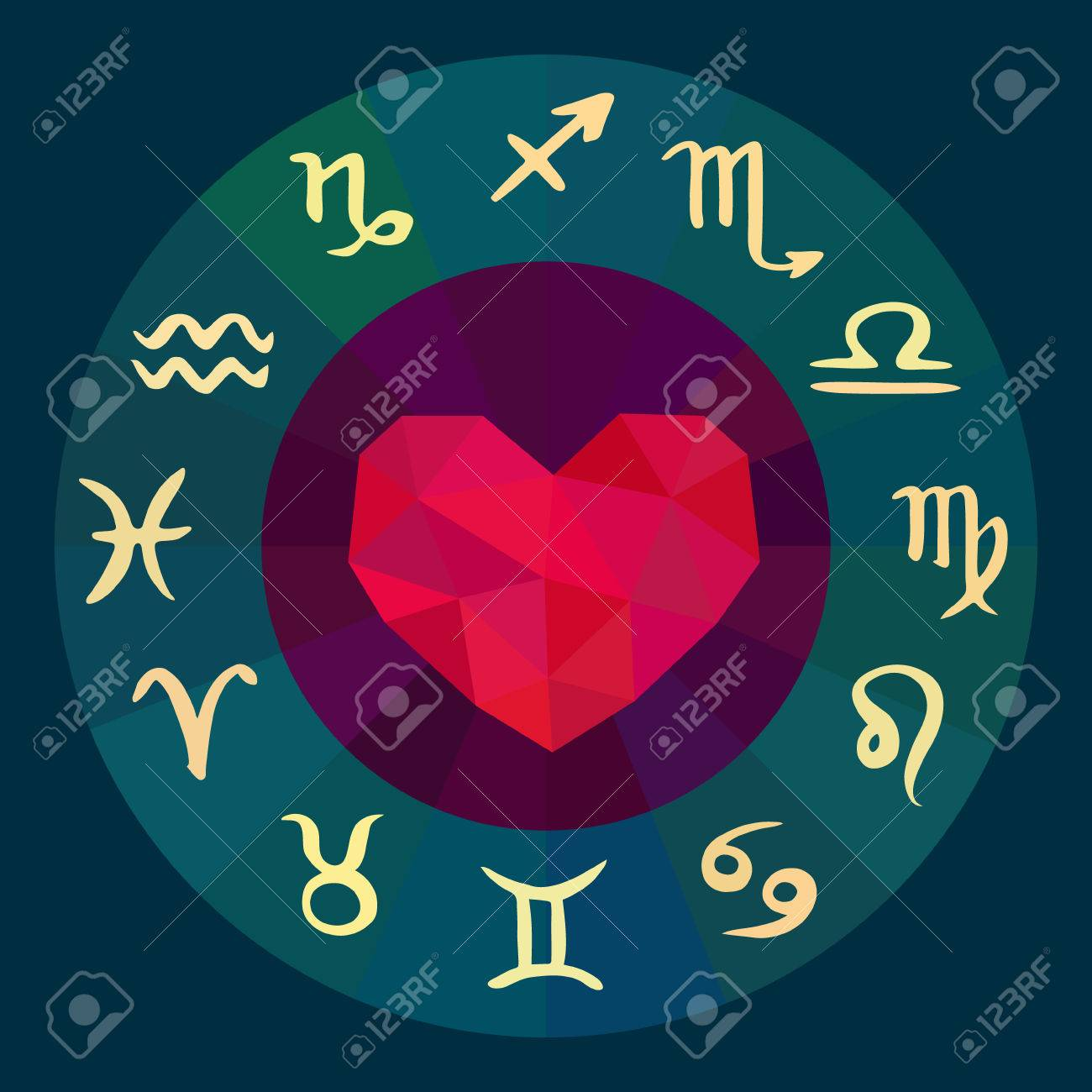 Zodiac Love Horoscope Happy Valentine S Day Cosmic Love Horoscope