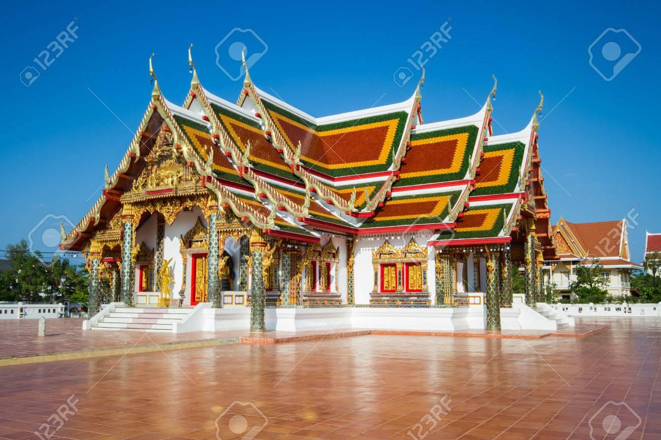 タイの寺院芸術仏教教会、寺院パ...