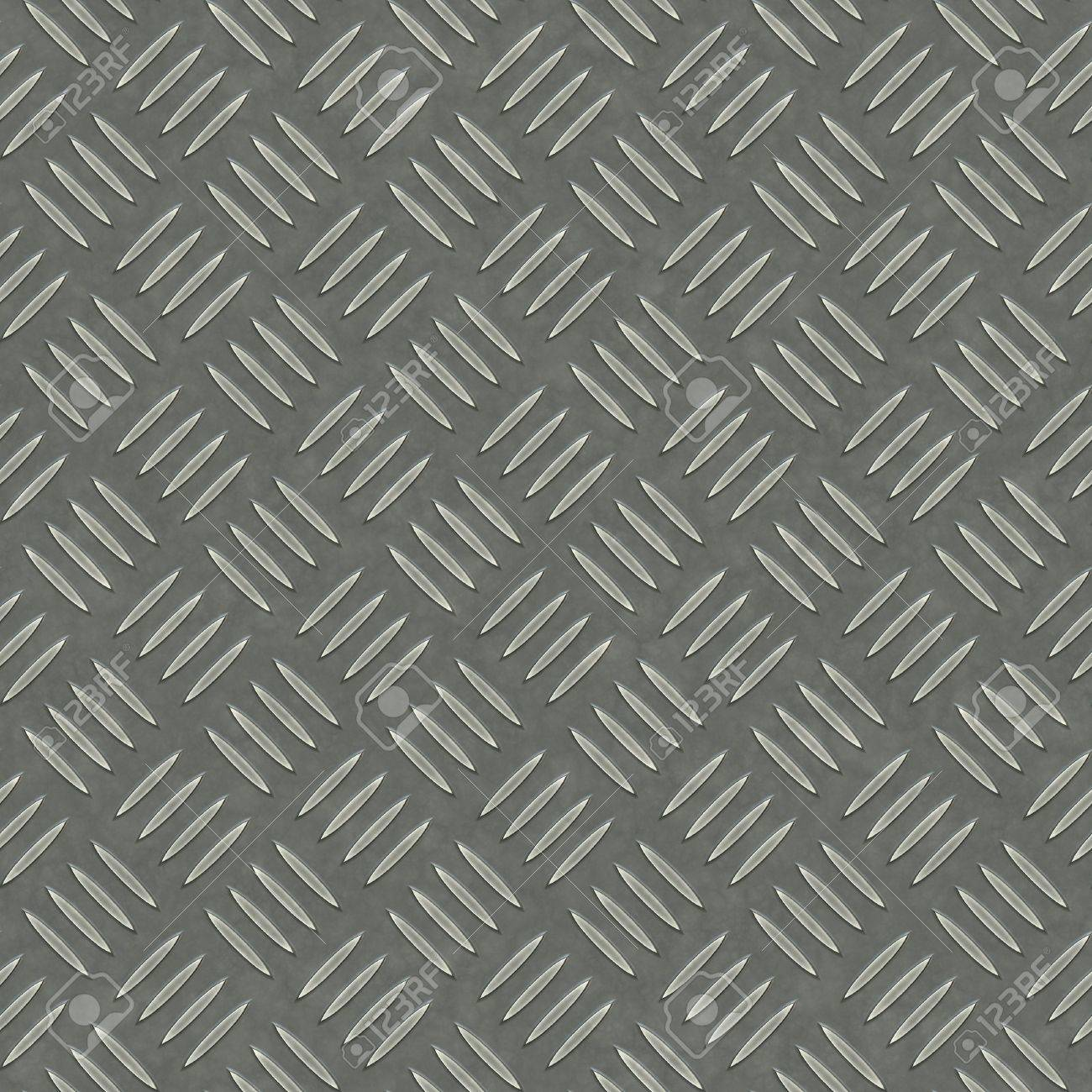 Seamless new metallic panel texture used in non slippery surfaces Stock Photo - 6354791