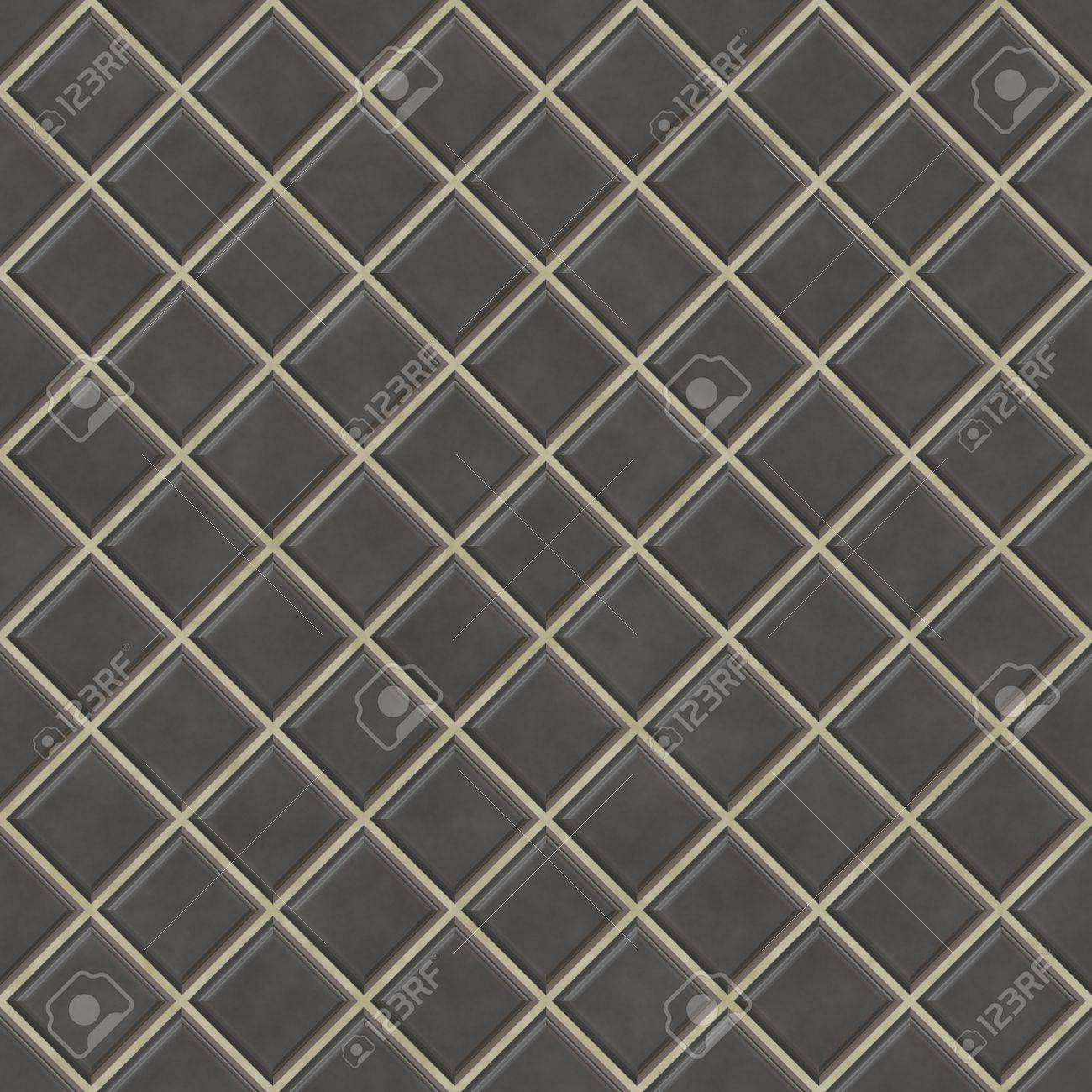 Seamless Kitchen Flooring Seamless Black Tiles Texture Background Kitchen Or Bathroom