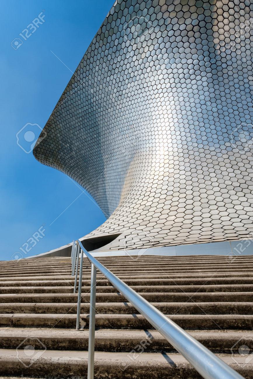 Museo Modern Art Mexico City