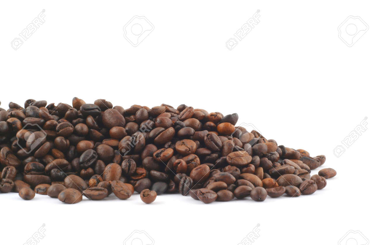 coffee pile Stock Photo - 342943