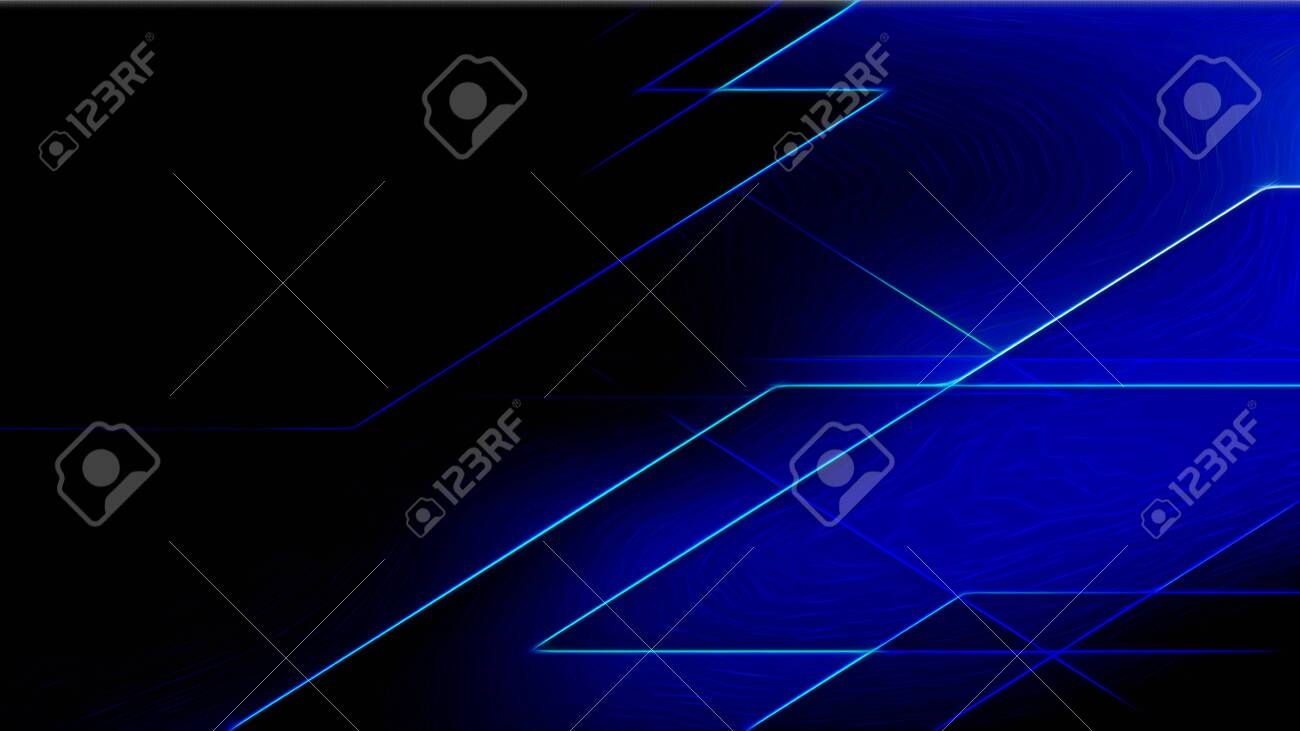 Abstract Cool Blue Texture Background Image - 121041686