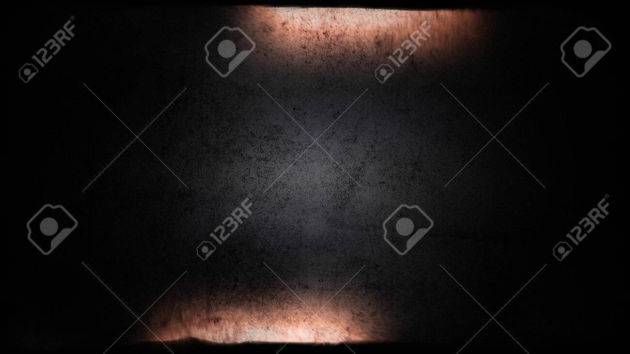Black and Brown Grunge Texture Background - 121368243