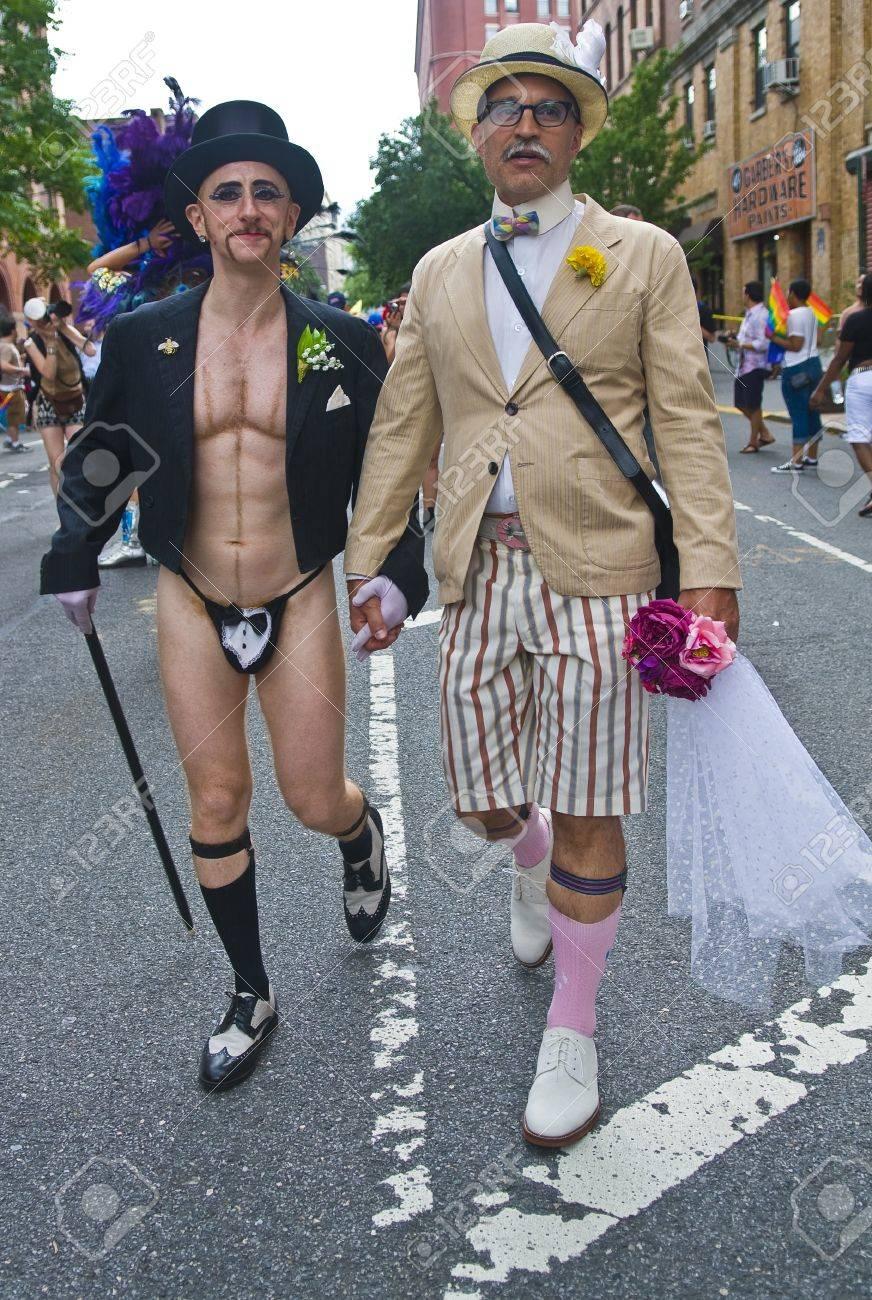 Sexe gay dans NYC