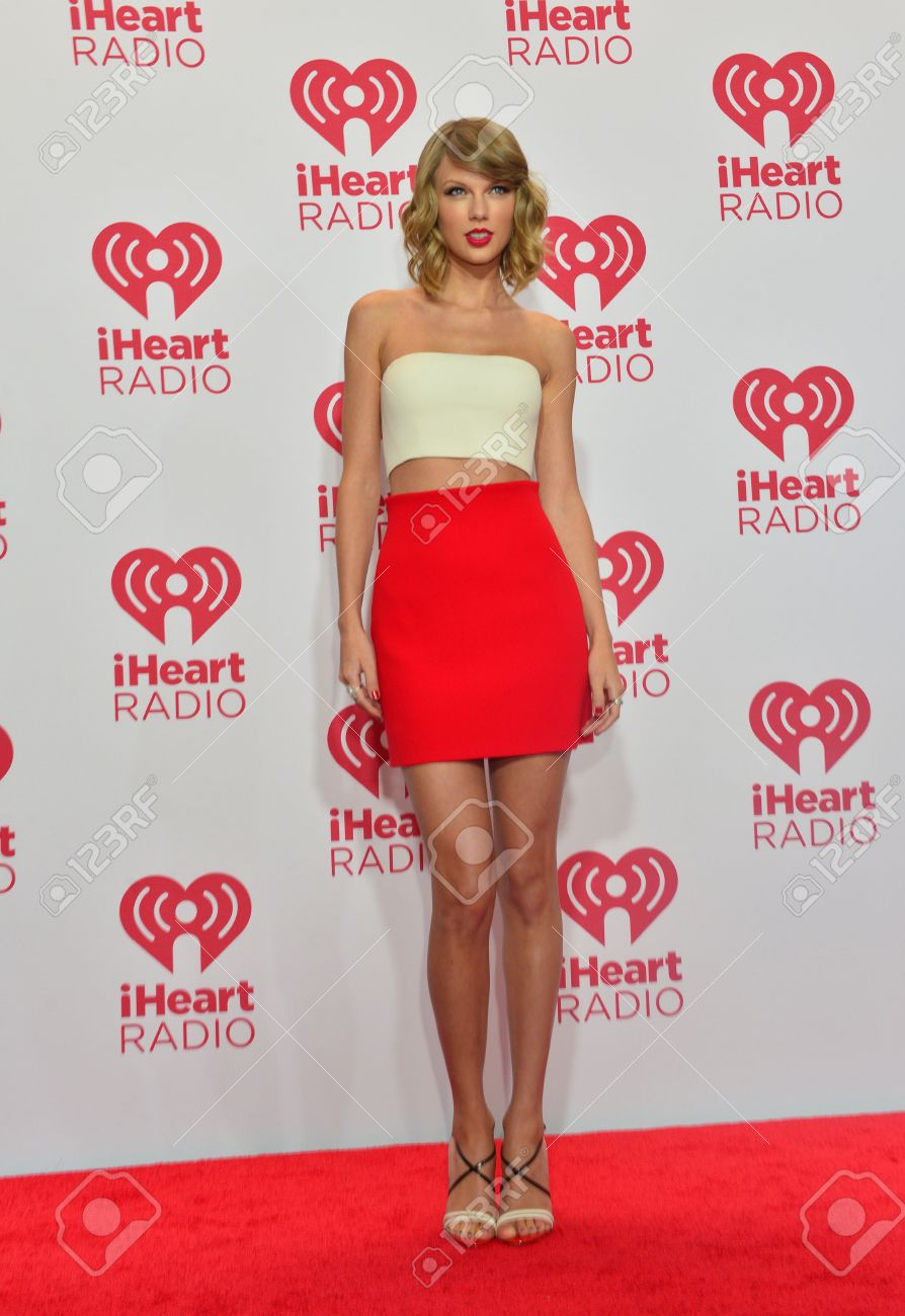 Las Vegas Sep 19 Recording Artist Taylor Swift Attends The Stock Photo Picture And Royalty Free Image Image 32583585