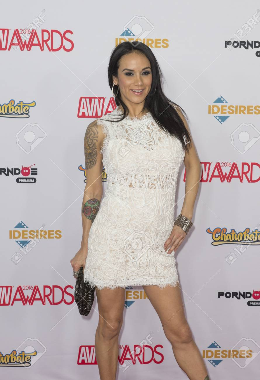 Las Vegas Jan 23 Adult Film Actress Nadia Styles Attends The 2016 Adult Video News Awards At The Hard Rock Hotel Casino On January 23