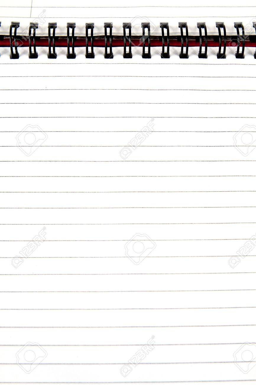 Blank Sheet Of Paper With Lines blank sheet of paper note empty – Horizontal Writing Paper