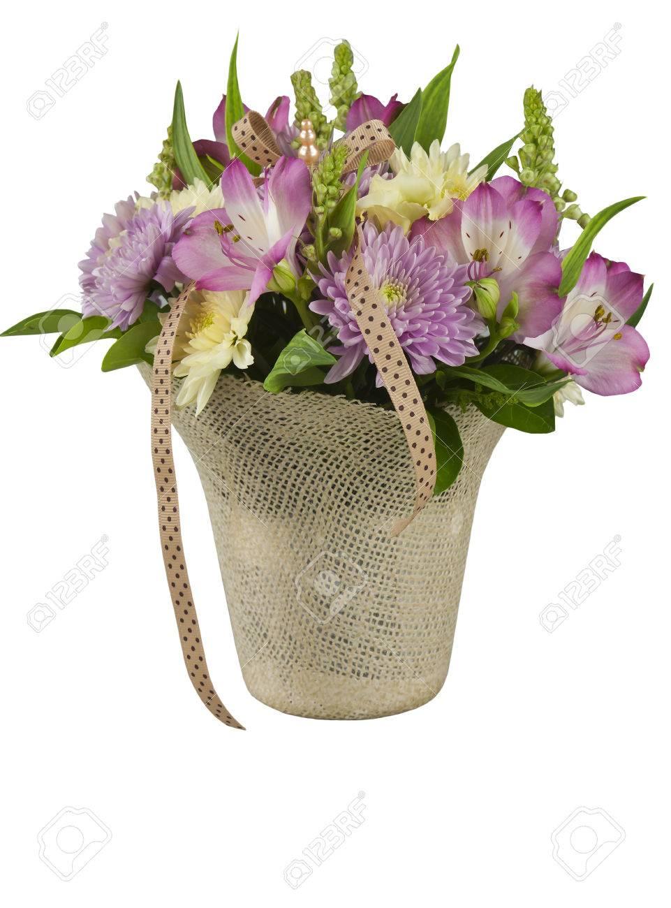 Beautiful flowers arranged in a basket stock photo picture and beautiful flowers arranged in a basket stock photo 79883095 izmirmasajfo