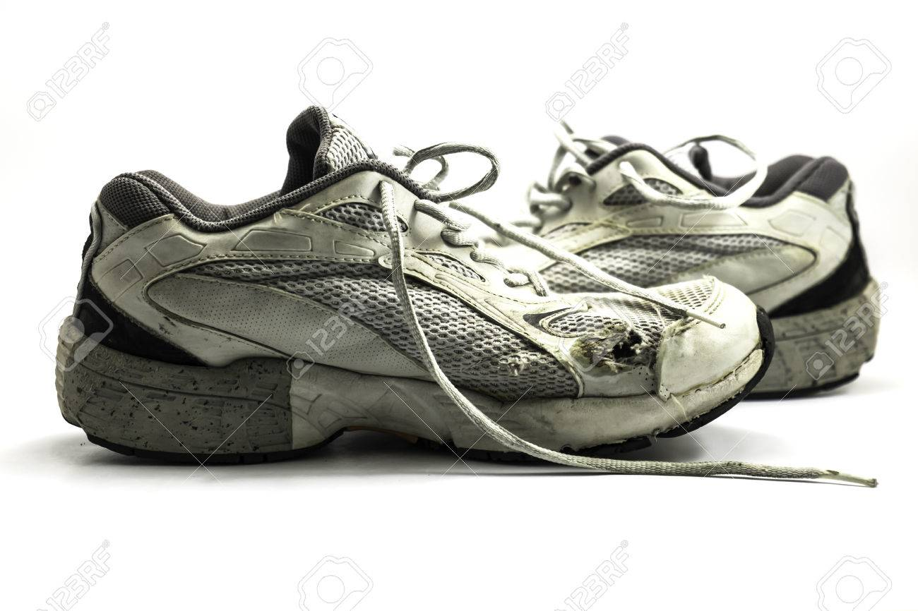 Resultado de imagen de running shoes old