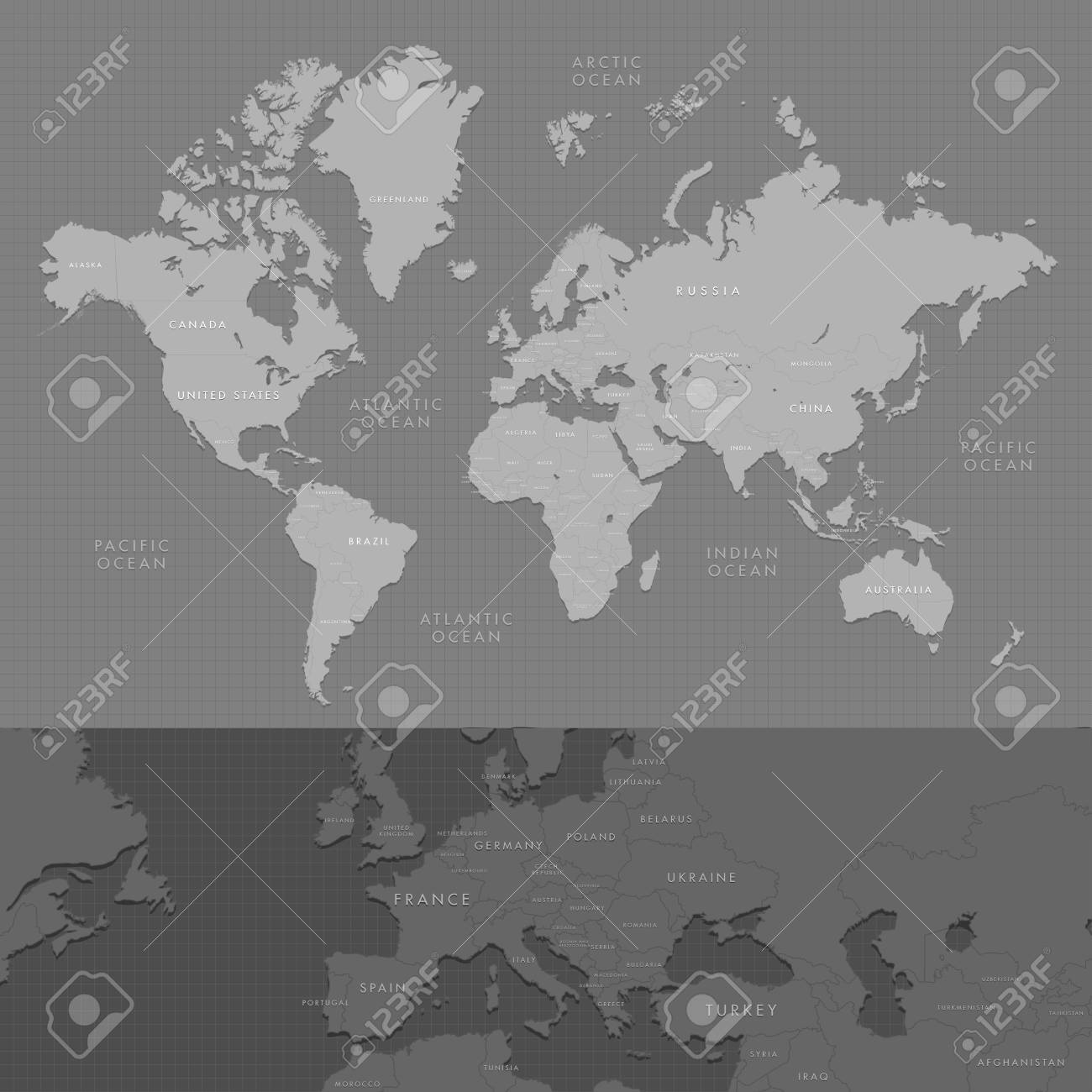 Europe World Maps With Countries Labeled on european rivers map labeled, world map with all countries labeled, europe map worksheet, europe political map with countries and capitals, europe map with rivers labeled, europe map with words,