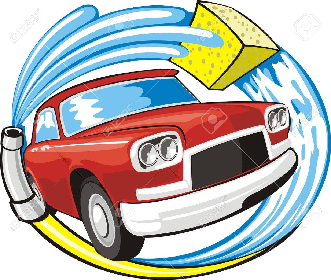 car washing sign royalty free cliparts vectors and stock rh 123rf com car wash vector art car wash vector icon