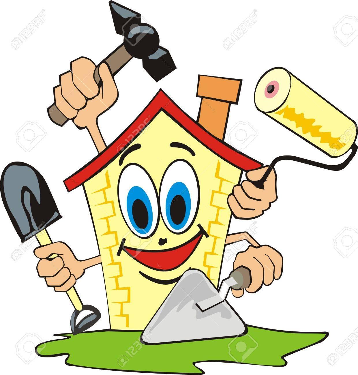 House Does Repair Work