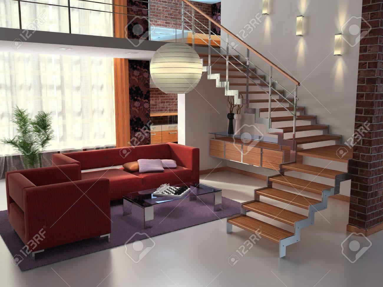 Gran Salón, Incluye: Sala De Estar, Cocina Y Dormitorio. Fotos ...