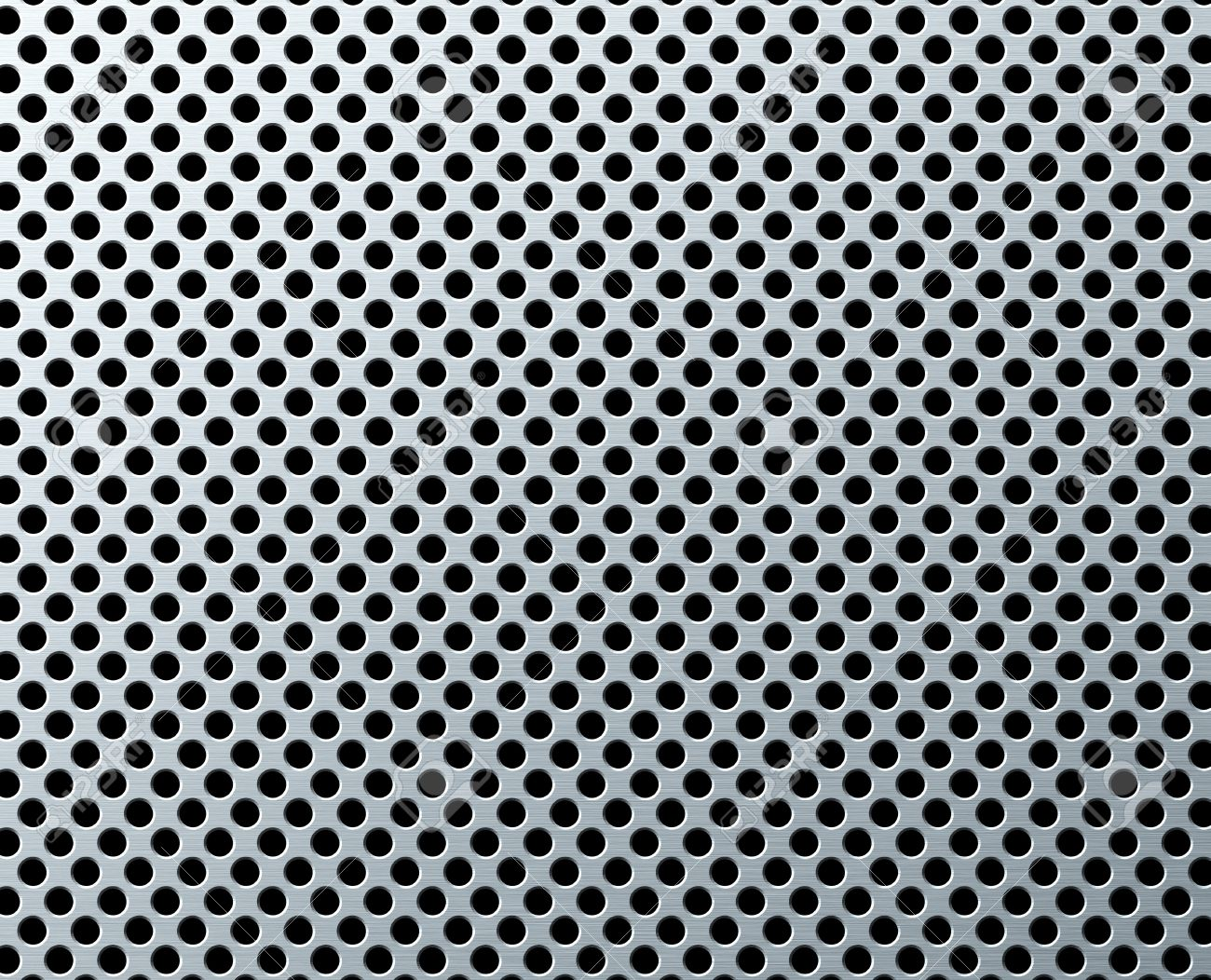 perforated metal background Stock Photo - 15310069