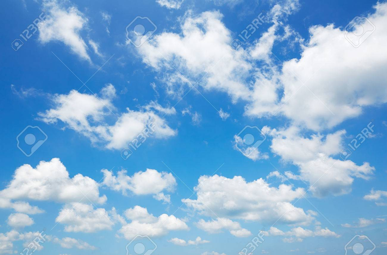 Landscape Of The Clear Sky Sto...