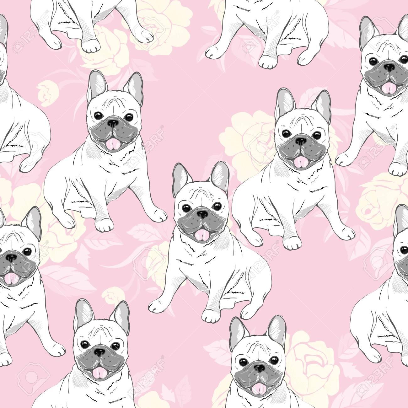 Cartoon Dog Wallpaper Cute Gambarku