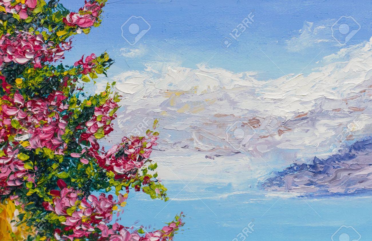 Malerei Textur ölgemälde Landschaft Impressionismus Kunst Gemalt