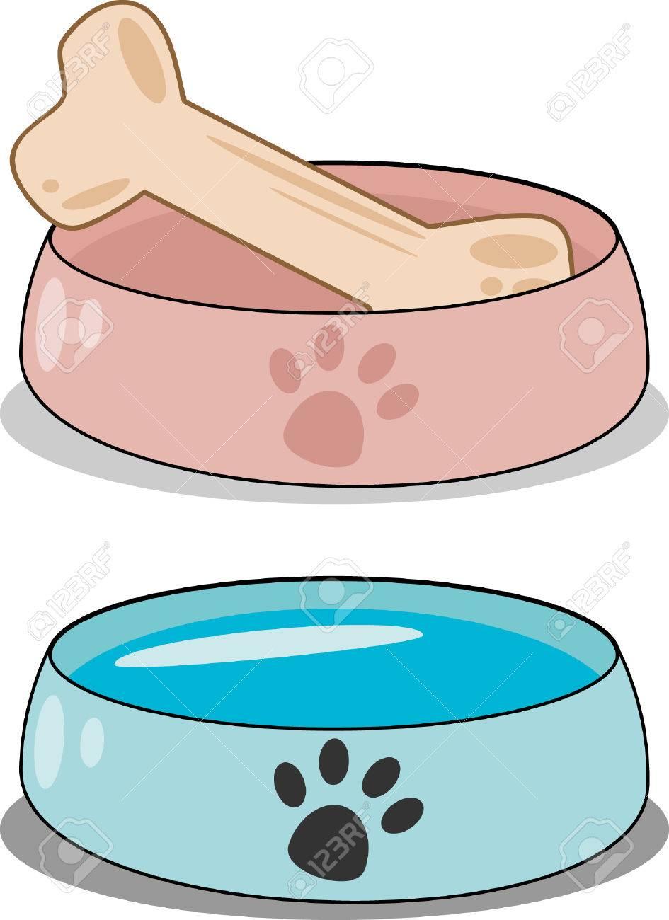 Aliments pour chiens Banque d'images - 25880508