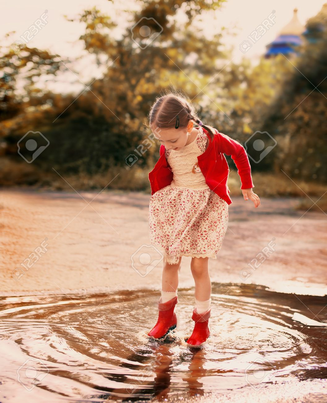 Rain Boots Images & Stock Pictures. Royalty Free Rain Boots Photos ...