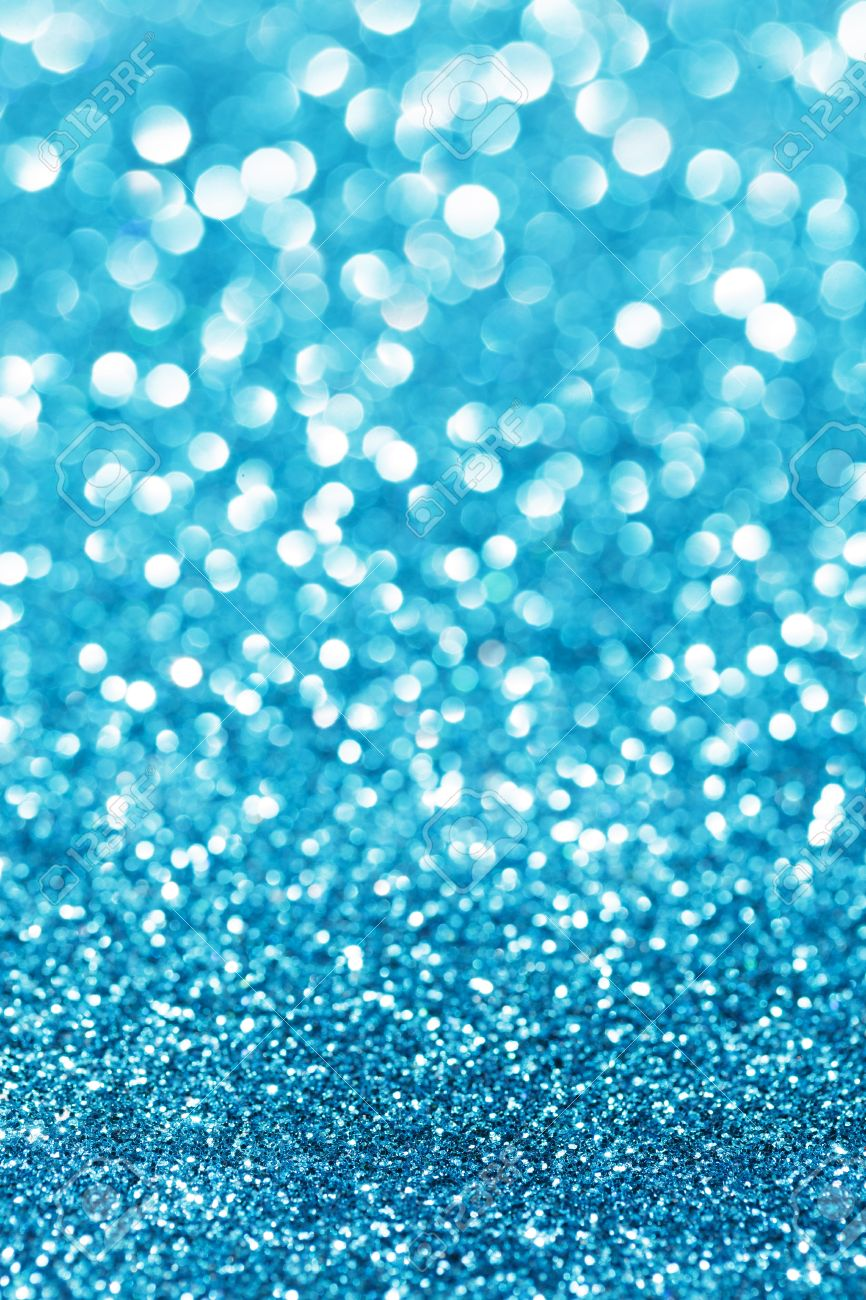 blue sparkle glitter background stock photo picture and royalty