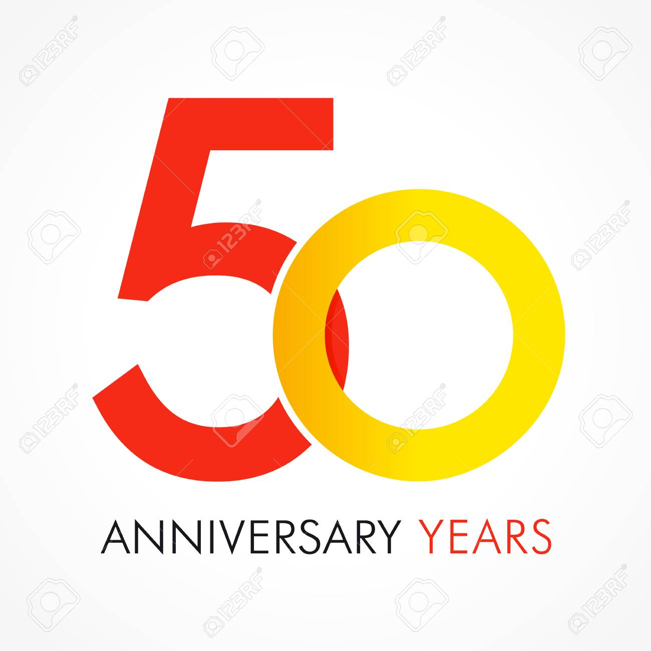 50 years old celebrating classic logo anniversary year of 50 50 years old celebrating classic logo anniversary year of 50 th vector template birthday m4hsunfo