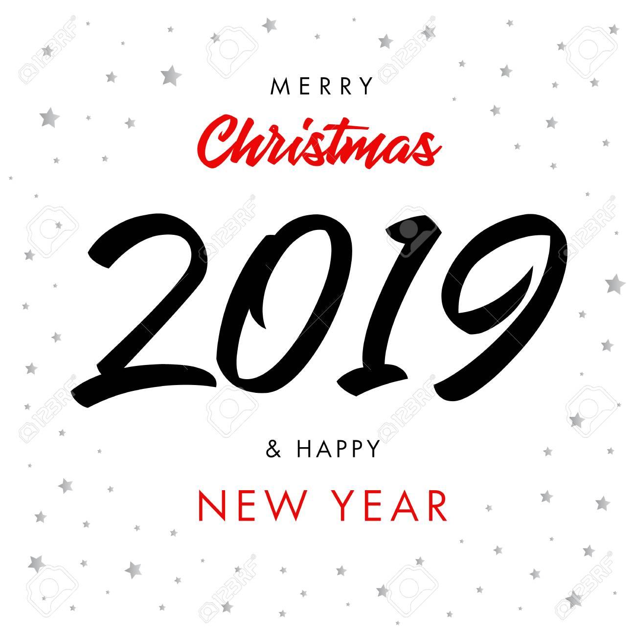 Photos De Joyeux Noel 2019.Joyeux Noel Et Bonne Annee 2019 Banniere