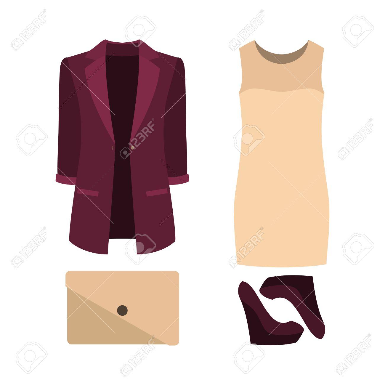Frauen outfits kleider