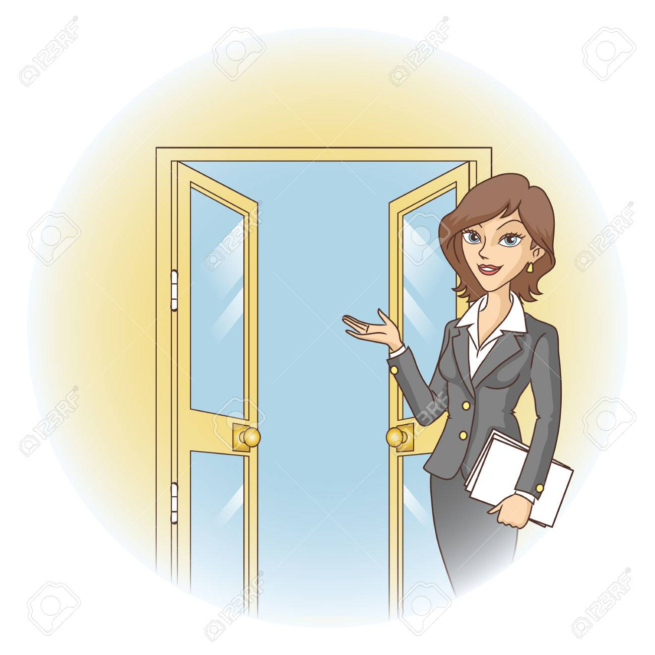 Open Door Welcome