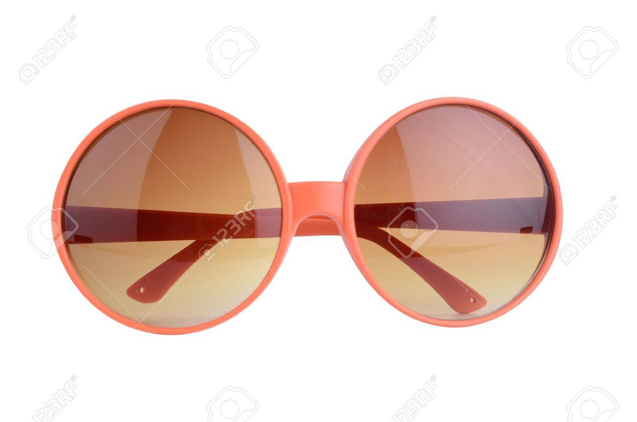 sunglasses isolated on a white background Stock Photo - 13805778