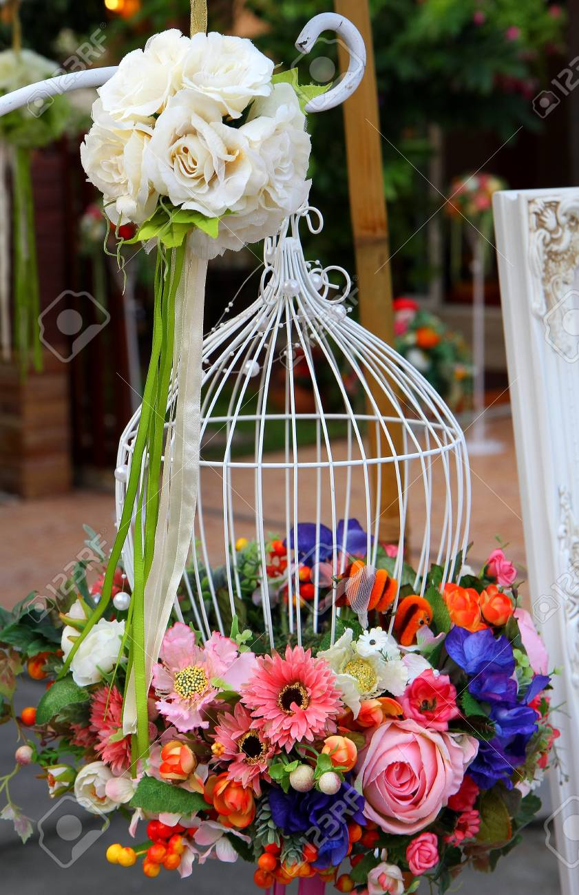 Bouquet of fake flowers ready for wedding stock photo picture and bouquet of fake flowers ready for wedding stock photo 13814666 izmirmasajfo