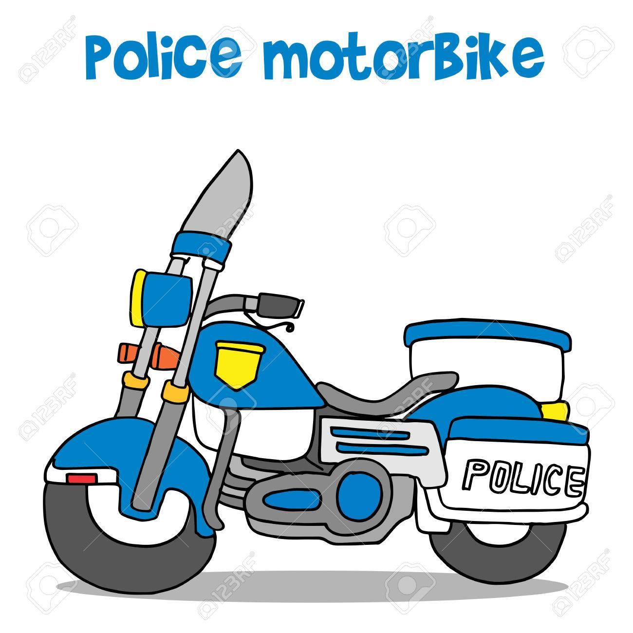 vector illustration of police motor royalty free cliparts, vectors, and  stock illustration. image 70693063.  123rf