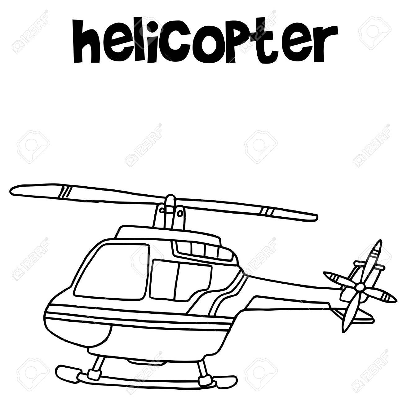 Asombroso Helicóptero Del Ejército Para Colorear Cresta - Dibujos ...